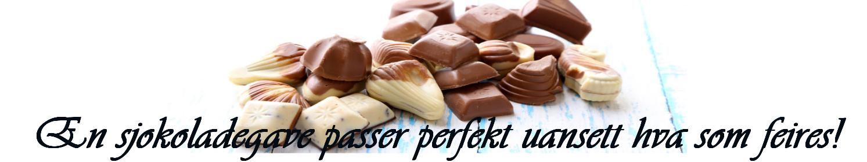 Sjokolade gaver