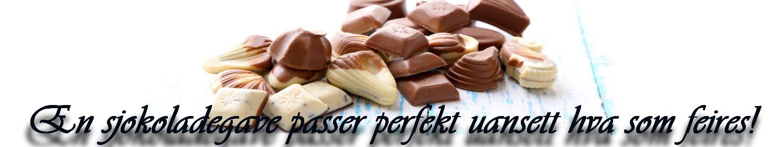 Sjokolade gave