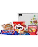Snack som gaver Delikat Sjokoladekurv Sjokolade gaver nettbutikk, sjokolade konfekt nettbutikk, sende sjokolade på døra, konfekt på døra, konfekt gaver på nett, sjokolade som gaver, sjokoladekurv gaver, fruktkurv som gaver,  send blomster, ostekurv, 17