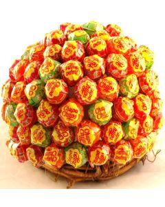 Kjærligheter på pinne -Purple, Sjokolade gaver nettbutikk, sjokolade konfekt nettbutikk, sende sjokolade på døra, konfekt på døra, konfekt gaver på nett, sjokolade som gaver, sjokoladekurv gaver, fruktkurv som gaver,  send blomster, ostekurv, 17 Mai Gav