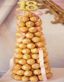 Ferrero Rocher 18år