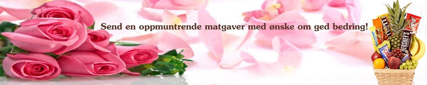 sender blomster
