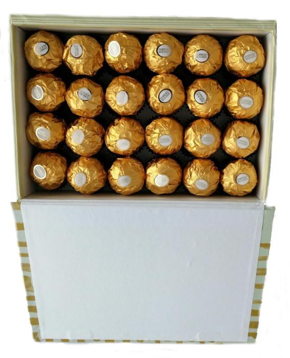 Chocolat box book