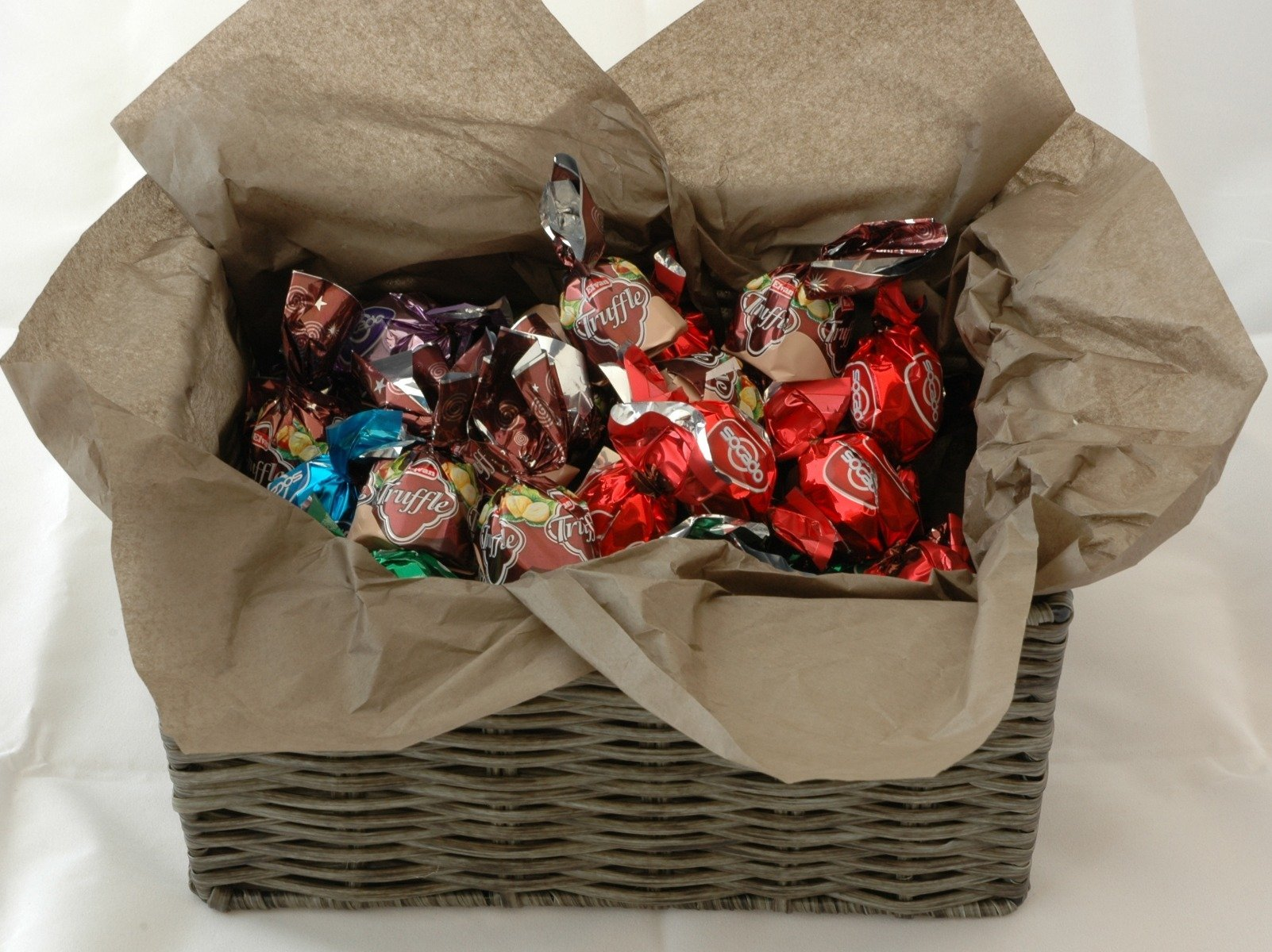 SjokoladeKurv Ca. 900g