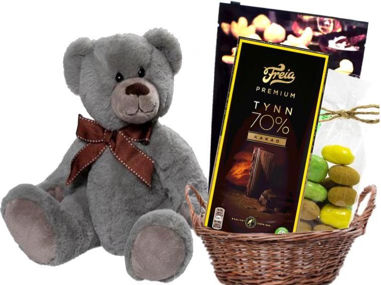 gave sjokolade