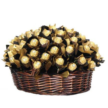Ferrero Rocher gavekurv