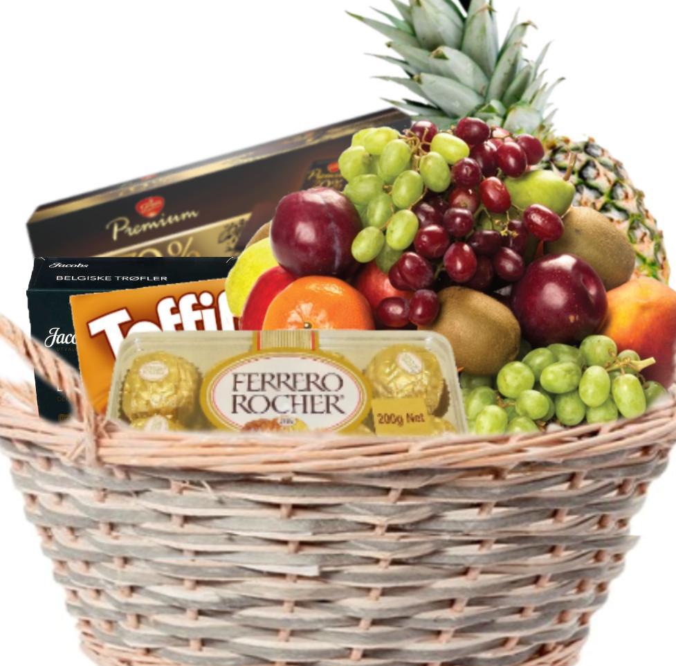 fruktkurv gaver