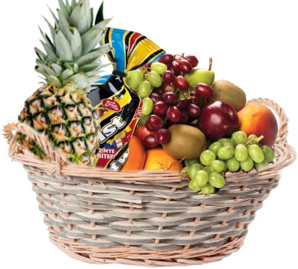Fruktkurv 5kg med Twist