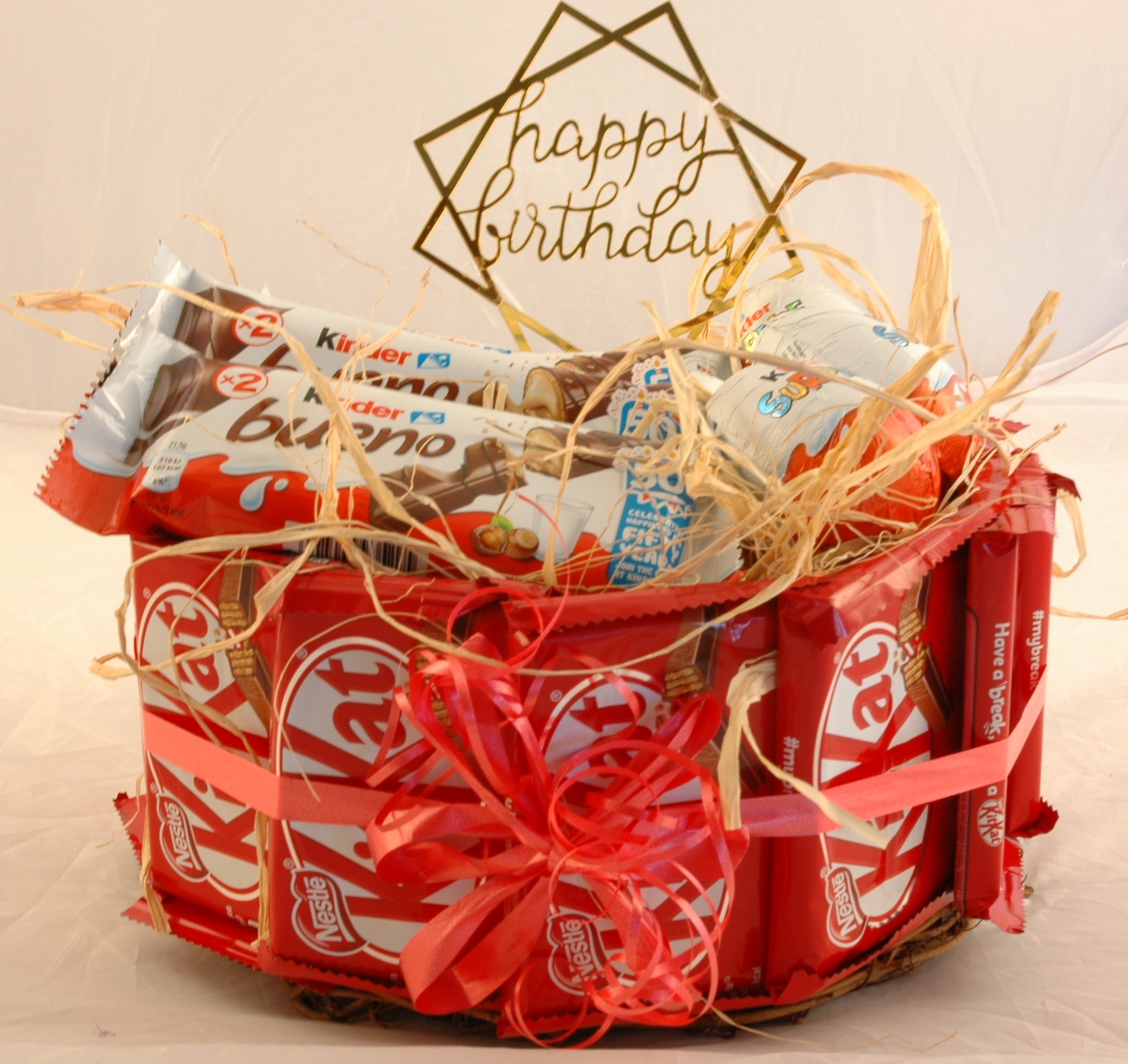 sjokolade gave til bursdag