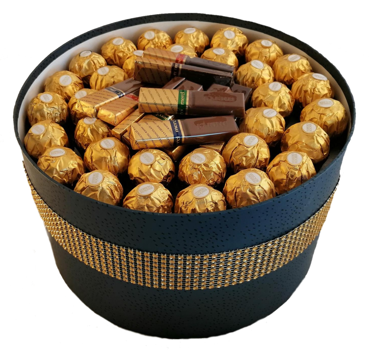 Luxury chocolate gift
