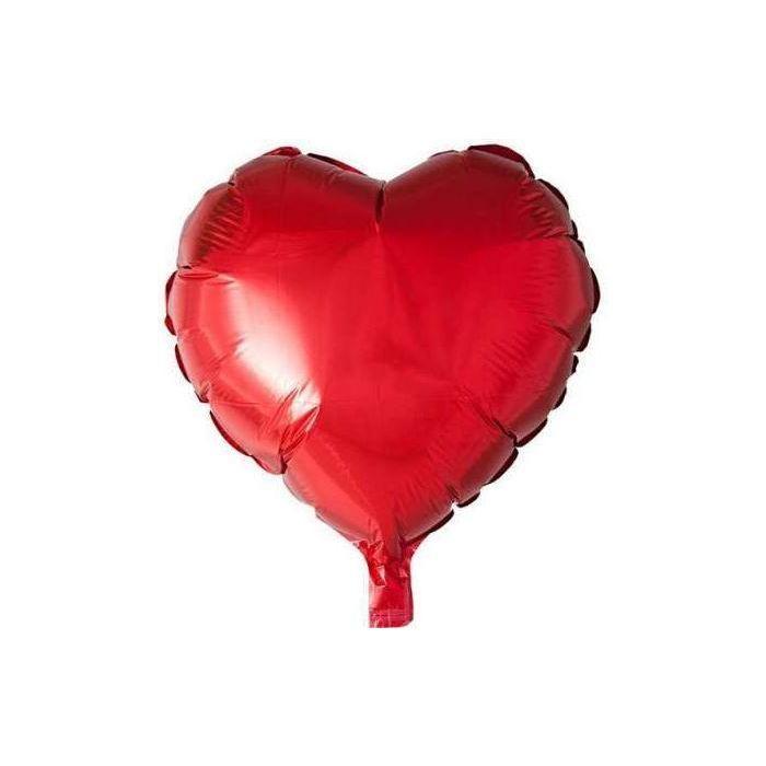 Ballong hjerteform