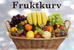 fruktkurv som gaver