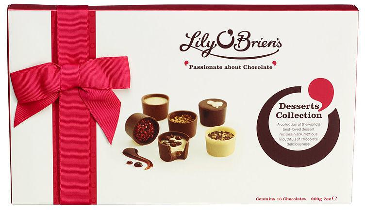 Lily O'Brien's Chocolate 200 G