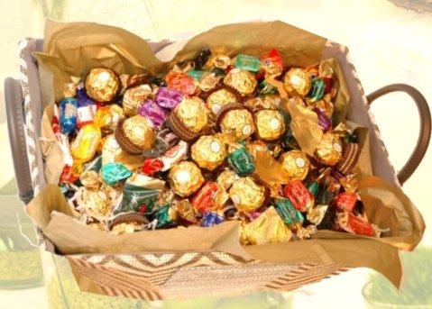 julegaver sjokolade som julegaver