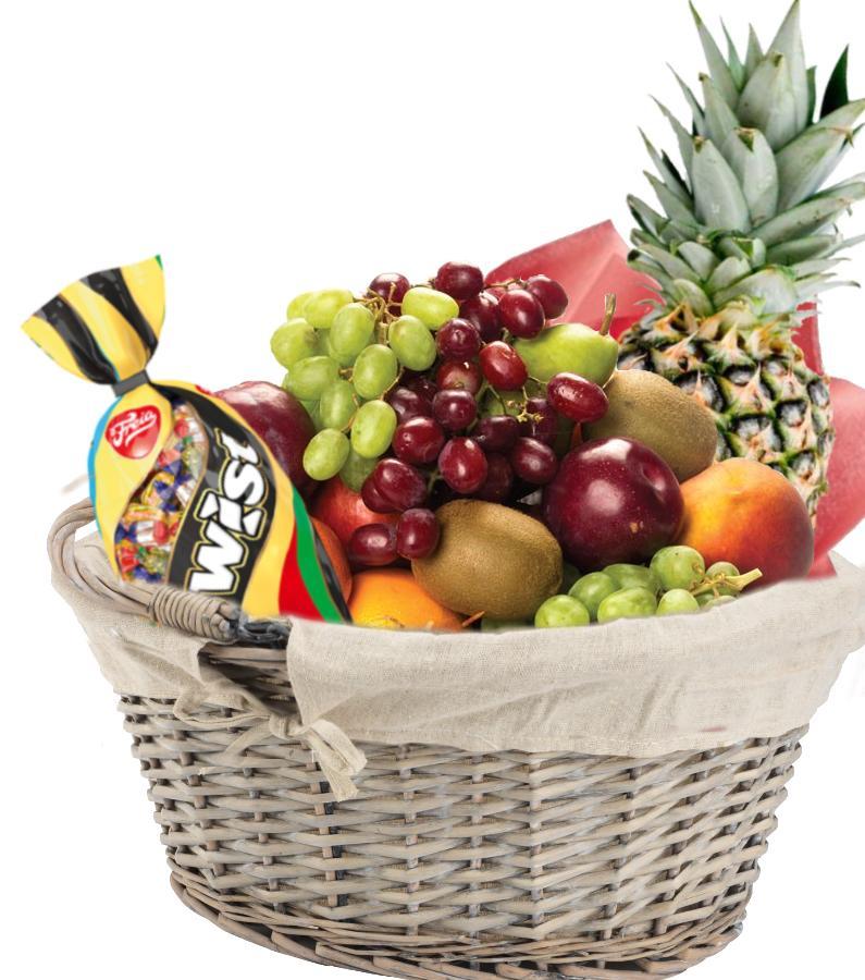 fruktkurv som god bedringgaver