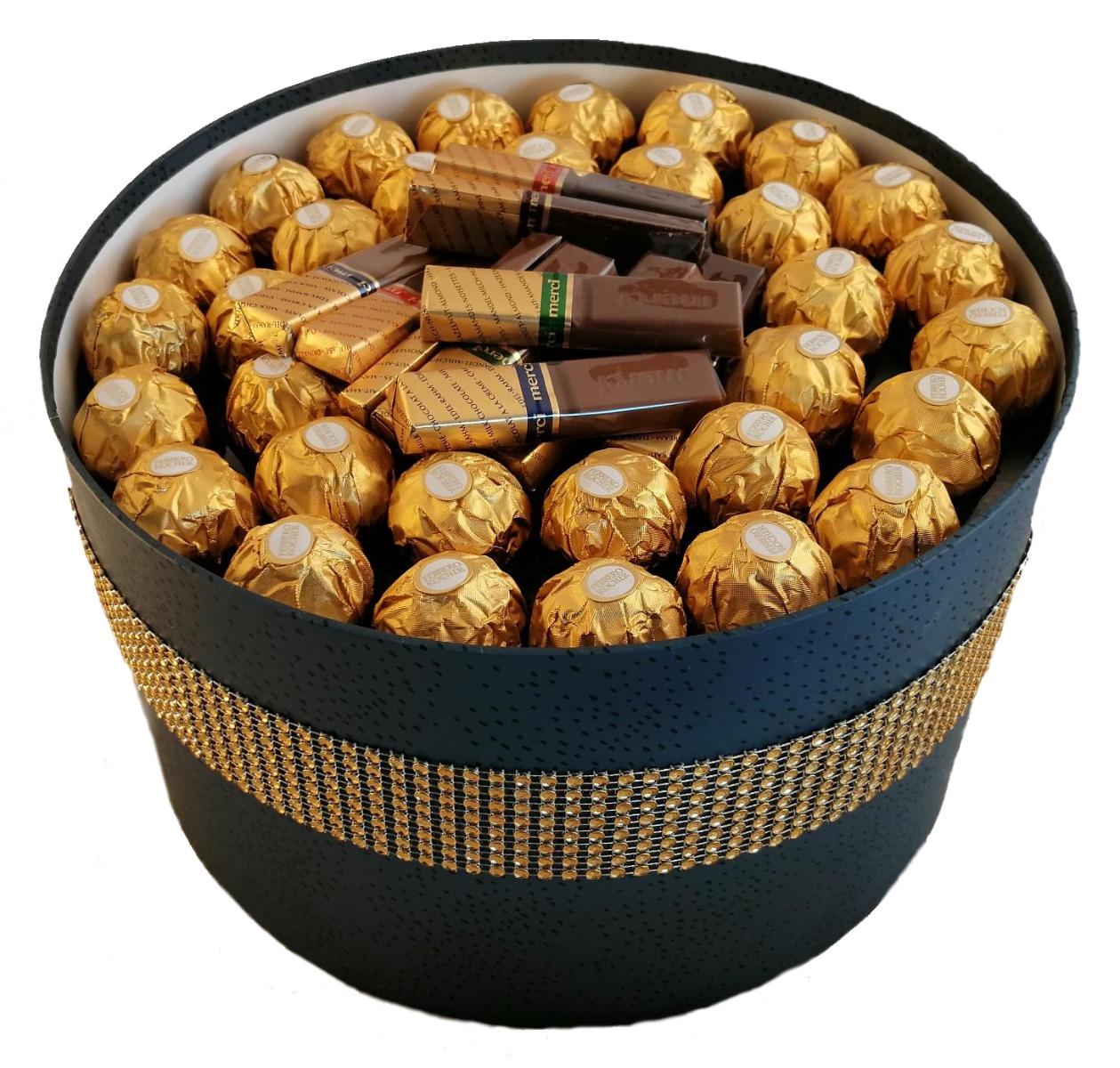 Luxury chocolate gift