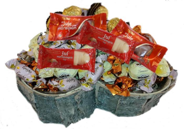 SjokoladeKurv jul Ca.1500g